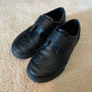🌷5/$20 Boys size 10 black dress shoes